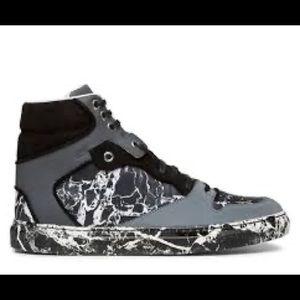 Balenciaga Marble High Sneakers